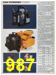 1993 Sears Spring Summer Catalog, Page 987