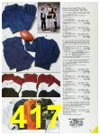 1985 Sears Fall Winter Catalog, Page 417