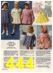 1965 Sears Spring Summer Catalog, Page 444