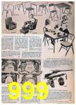 1957 Sears Spring Summer Catalog, Page 999