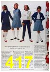 1964 Sears Fall Winter Catalog, Page 417