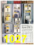 1988 Sears Fall Winter Catalog, Page 1027