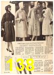 1960 Sears Fall Winter Catalog, Page 138