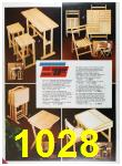 1986 Sears Spring Summer Catalog, Page 1028