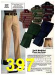 1974 Sears Fall Winter Catalog, Page 397