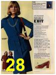 1972 Sears Fall Winter Catalog, Page 28
