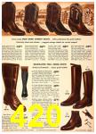 1949 Sears Spring Summer Catalog, Page 420