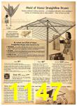 1958 Sears Fall Winter Catalog, Page 1147