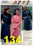 1981 Montgomery Ward Spring Summer Catalog, Page 134