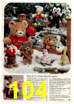 1984 Montgomery Ward Christmas Book, Page 104