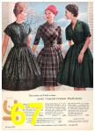 1960 Sears Fall Winter Catalog, Page 67