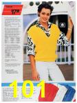 1986 Sears Spring Summer Catalog, Page 101
