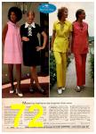 1972 Montgomery Ward Spring Summer Catalog, Page 72