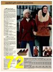 1977 Sears Fall Winter Catalog, Page 72