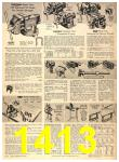 1956 Sears Fall Winter Catalog, Page 1413