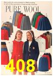 1963 Sears Fall Winter Catalog, Page 408