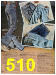 1988 Sears Spring Summer Catalog, Page 510