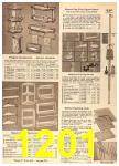 1960 Sears Fall Winter Catalog, Page 1201