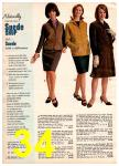 1966 Montgomery Ward Fall Winter Catalog, Page 34
