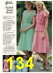 1980 Sears Spring Summer Catalog, Page 134