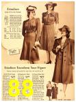 1940 Sears Fall Winter Catalog, Page 88