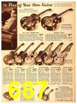 1940 Sears Fall Winter Catalog, Page 687