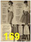 1962 Sears Spring Summer Catalog, Page 169