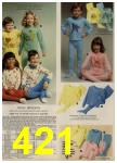1979 Sears Fall Winter Catalog, Page 421