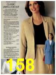 1981 Sears Spring Summer Catalog, Page 158