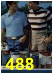 1979 Sears Spring Summer Catalog, Page 488