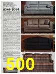 1991 Sears Fall Winter Catalog, Page 500