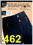 1977 Sears Fall Winter Catalog, Page 462