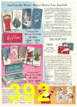 1962 Montgomery Ward Christmas Book, Page 392