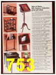 1987 Sears Spring Summer Catalog, Page 753