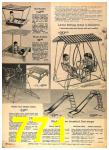 1964 Sears Spring Summer Catalog, Page 771