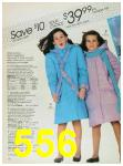1988 Sears Fall Winter Catalog, Page 556