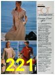 1988 Sears Spring Summer Catalog, Page 221