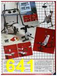 1985 Sears Fall Winter Catalog, Page 641