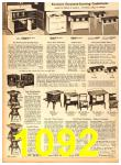 1958 Sears Fall Winter Catalog, Page 1092