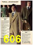 1977 Sears Fall Winter Catalog, Page 606