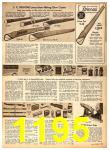 1958 Sears Fall Winter Catalog, Page 1195