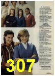1980 Sears Fall Winter Catalog, Page 307