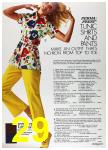 1972 Sears Spring Summer Catalog, Page 29