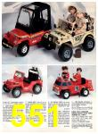 1990 Sears Christmas Book, Page 551