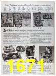 1964 Sears Fall Winter Catalog, Page 1671