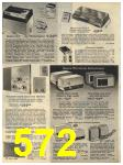 1965 Sears Fall Winter Catalog, Page 572