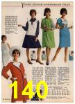1965 Sears Spring Summer Catalog, Page 140