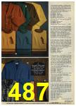 1968 Sears Fall Winter Catalog, Page 487