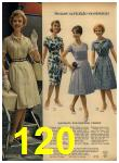 1962 Sears Spring Summer Catalog, Page 120