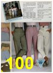 1985 Sears Spring Summer Catalog, Page 100